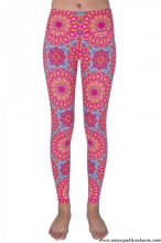 KARUNA MANDALA  FULL-LENGTH LEGGINGS