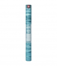 Manduka eKO SuperLite Travel Mat - Bondi Blue Marbled